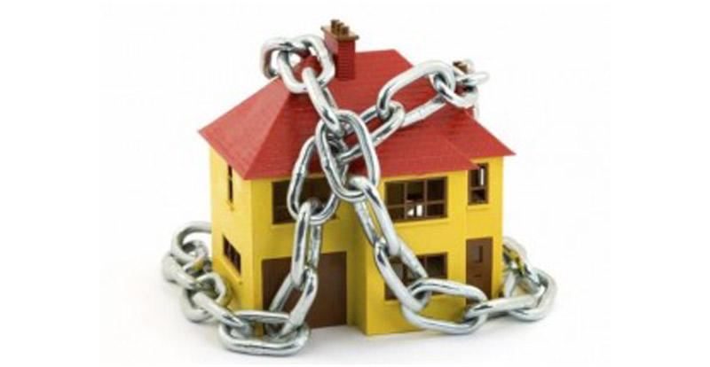 encumbrance, Encumbrances on a property's title
